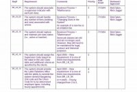 Simple Business Requirements Document Templates ᐅ Template Lab regarding Report Requirements Template