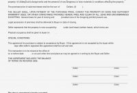 Simple Land Purchase Agreement Form  Business Mentor – Sample Home for Simple Land Sale Agreement Template