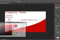 Simple Tutorials  Photoshop Cs  Making A Buisness Card  Youtube with Photoshop Cs6 Business Card Template