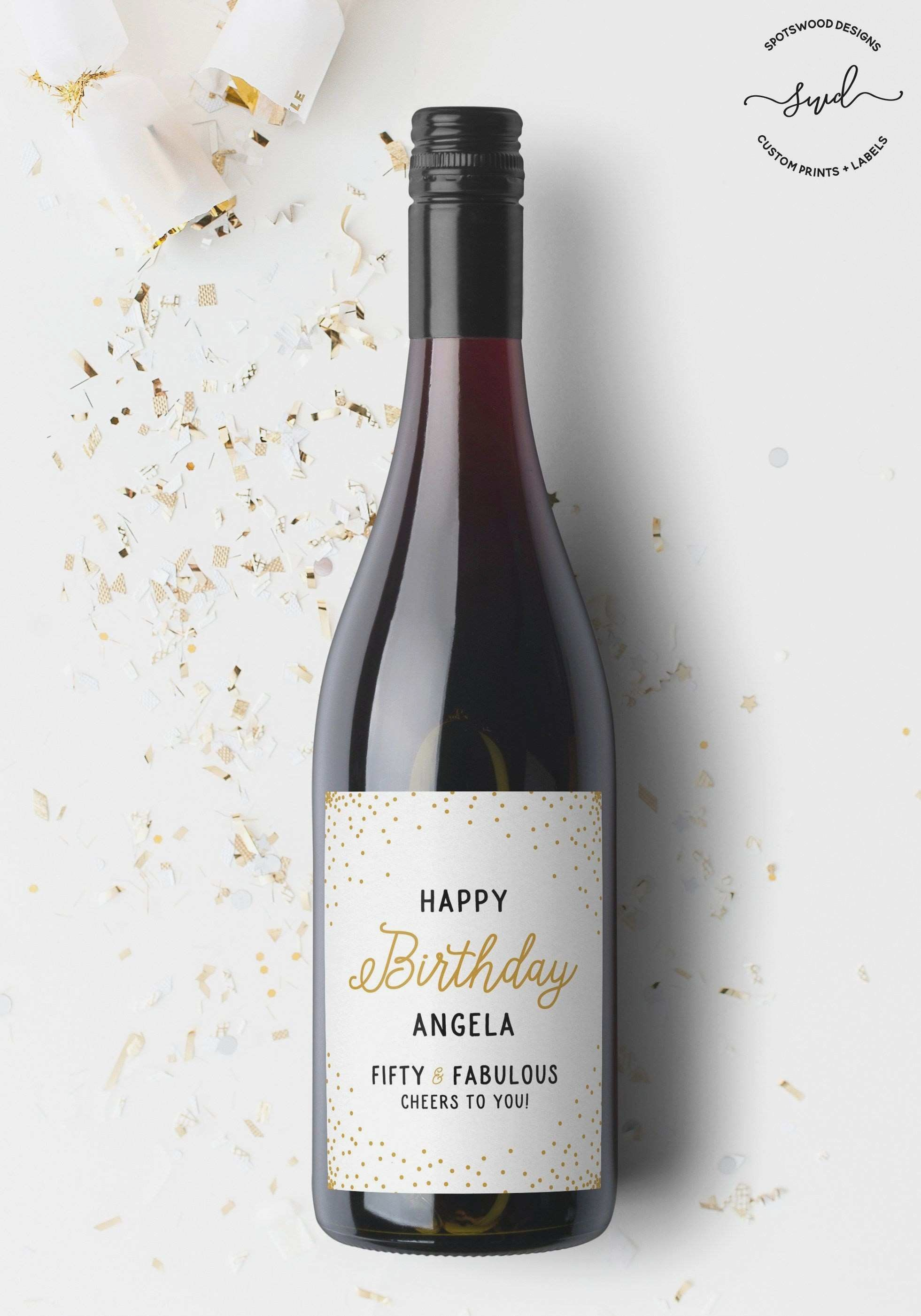 Simple Wine Label Design Templates Free  Acilmalumat For Blank Wine Label Template