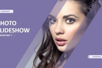 Slideshow Powerpoint Template  Youtube inside Powerpoint Photo Slideshow Template