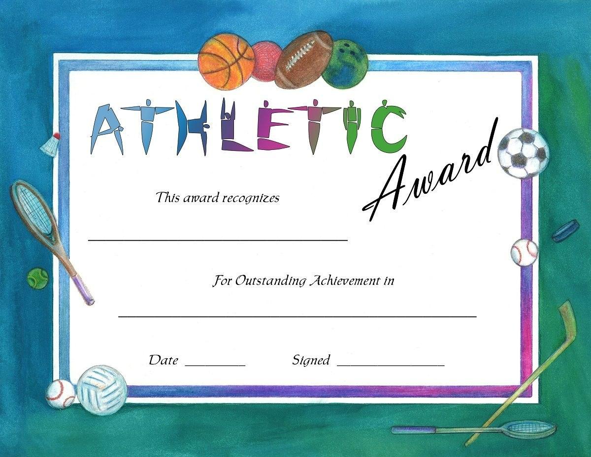 Soccer Award Certificates Template  Kiddo Shelter  Blank Regarding Soccer Award Certificate Template