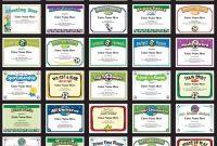 Soccer Certificates  Award Templates  Customize in Soccer Award Certificate Template