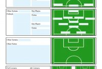 Soccer Scouting Template  Other Designs  Football Coaching Drills intended for Scouting Report Template Basketball