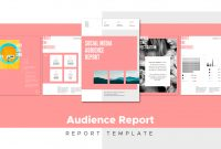 Social Media Marketing How To Create Impactful Reports  Piktochart with regard to Wrap Up Report Template