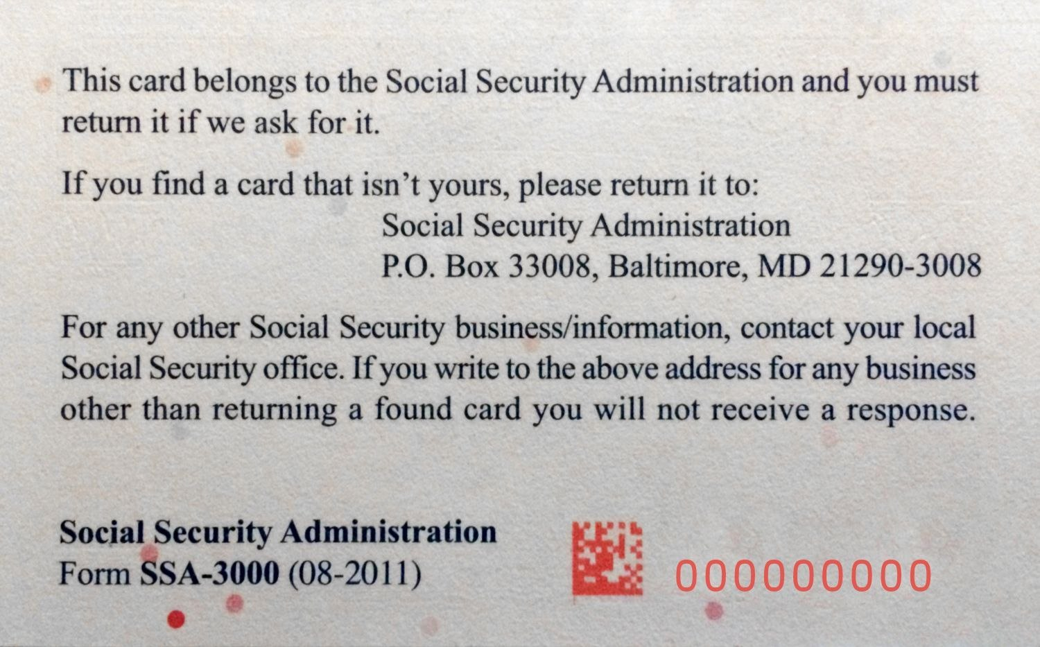 Social Security Card Template Word – Jelata With Ssn Card Template
