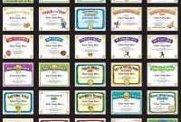 Softball Certificates Award Templates And Coaching Forms in Free Softball Certificate Templates