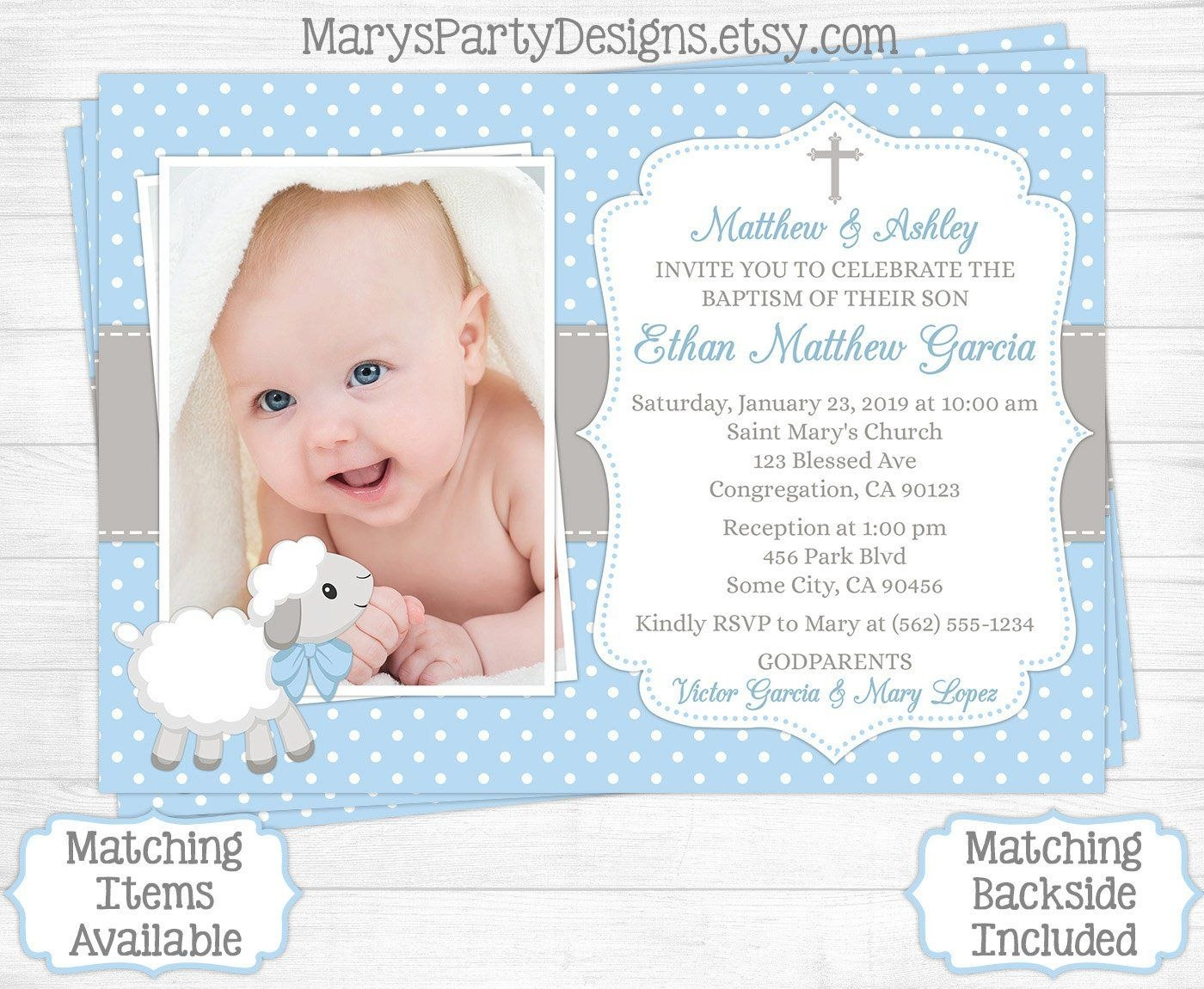 Special Invitation Card Christening Layout Invitation Template Intended For Baptism Invitation Card Template