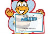 Spelling Bee Certificate Clipart  Wikiclipart throughout Spelling Bee Award Certificate Template