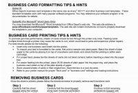 Sponsor Card Template New  Lovely Sponsor Card Template Resume within Sponsor Card Template