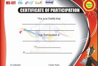 Sports Certificates Templates Free Download – Emelinespace with Sports Day Certificate Templates Free