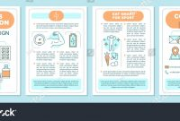 Sports Nutrition Brochure Template Layout Bcaa Stock Vector Royalty throughout Nutrition Brochure Template