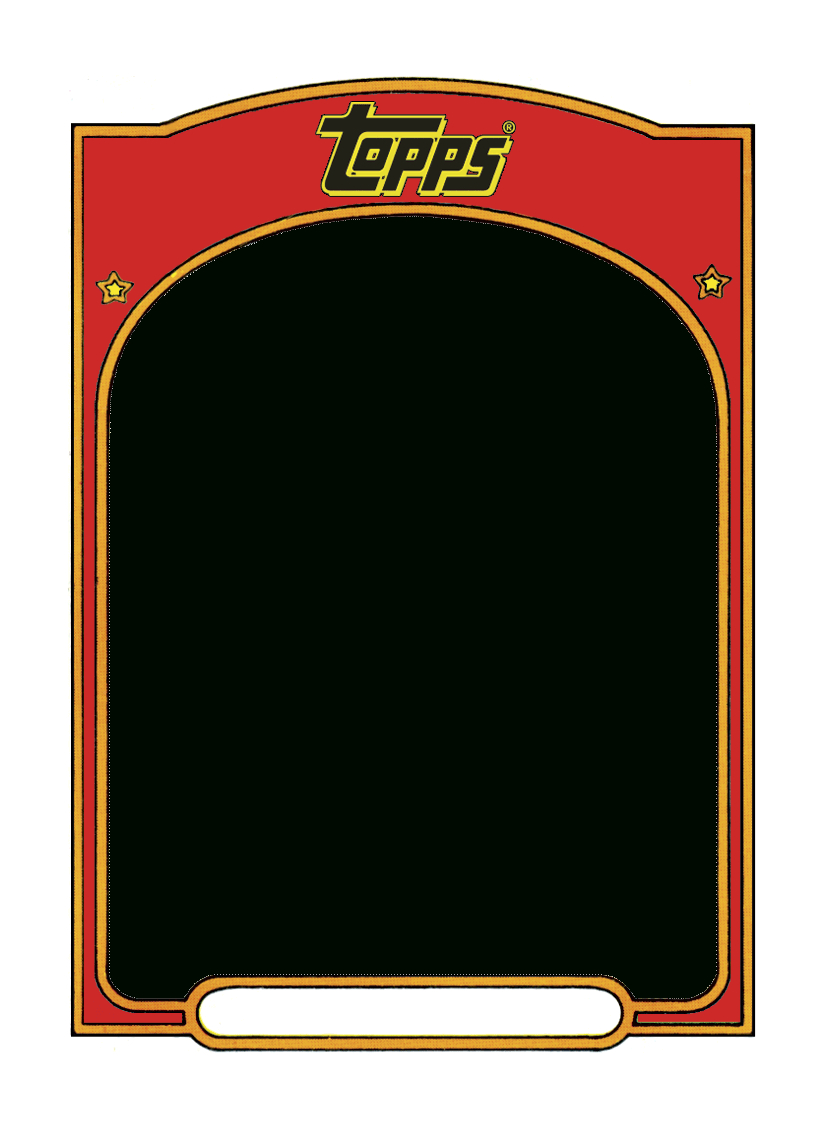 Sports Trading Card Templet  Craft Ideas  Baseball Card Template For Custom Baseball Cards Template