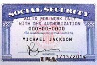 Ssn Card Psd Template  Ids  Psd Templates Certificate Templates for Editable Social Security Card Template