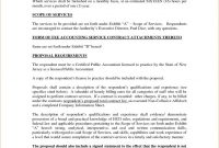 Staffing Agency Proposal Letter Business Plan For Bookkeeping within Staffing Agency Business Plan Template