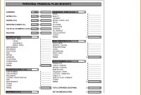 Startup Financial Plan Template Excel For Business Pdf Planning intended for Financial Plan Template For Startup Business