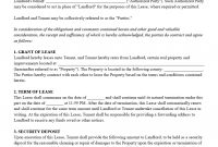 State Specific Residential Lease Agreements  Property Management with regard to New Jersey Residential Lease Agreement Template