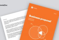Steps How To Write A Business Proposal New Templates pertaining to Standard Business Proposal Template