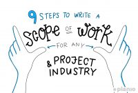 Steps To Write A Scope Of Work Sow For Any Project And Industry in Scope Of Work Agreement Template