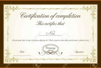 Stock Certificate Template Word Ideas Templates Free Download pertaining to Free Stock Certificate Template Download