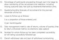 Suggested Template For Trial Steering Committee Tsc Meeting throughout Trial Report Template