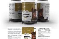 Supplement Label Template  Yupidesigns inside Dog Treat Label Template