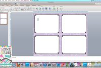 Task Card Templates  Technically Speaking With Amy for Task Cards Template