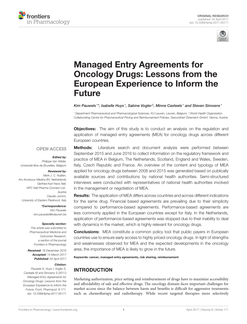 Taxonomy Of Risk Sharing Agreements  Download Scientific Diagram Within Risk Sharing Agreement Template