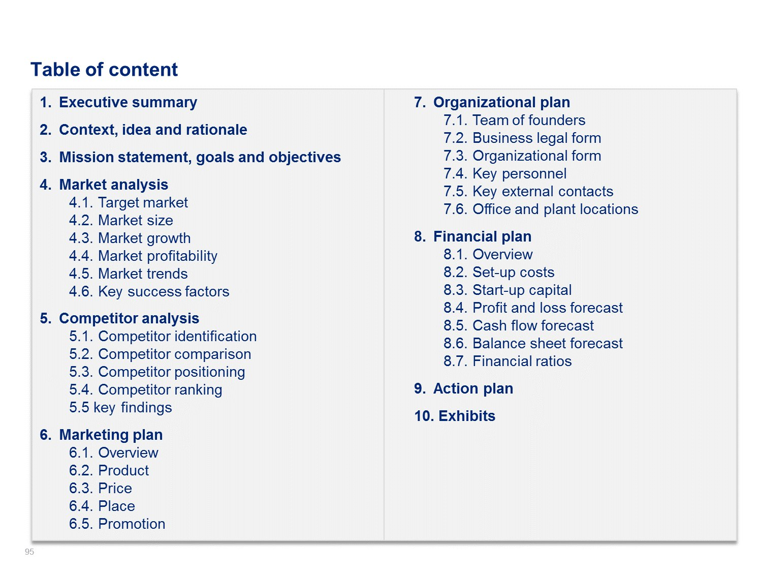 Team Business Plan Template Consulting Imposing Templates For Business Plan Template For Service Company