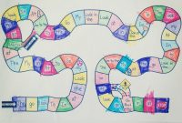 Template Candyland Board Game  Savethemdctrails in Blank Candyland Template