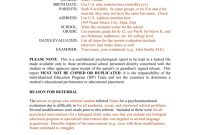 Template For A Bilingual Psychoeducational Report with regard to School Psychologist Report Template