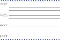 Template For Luggage Tag Ideas Unique Word Microsoft Printable regarding Luggage Label Template Free Download