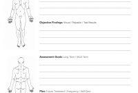 Template Ideas Blank Soap Note Massagebook Free Massage Notes inside Blank Soap Note Template