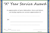 Template Ideas Certificate Of Service Awesome Florida Federal with regard to Long Service Certificate Template Sample