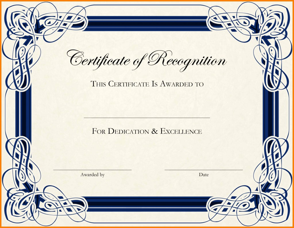 Template Ideas Certificate Templates Word Free Download Of For Participation Certificate Templates Free Download