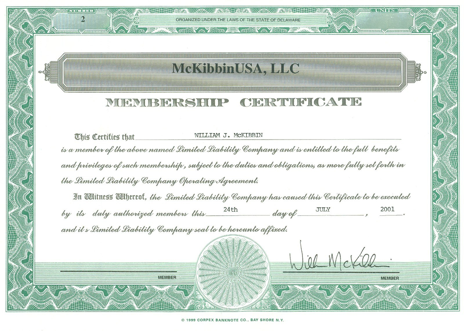 Template Ideas Collection Of Solutions For Llc Membership With Llc Membership Certificate Template