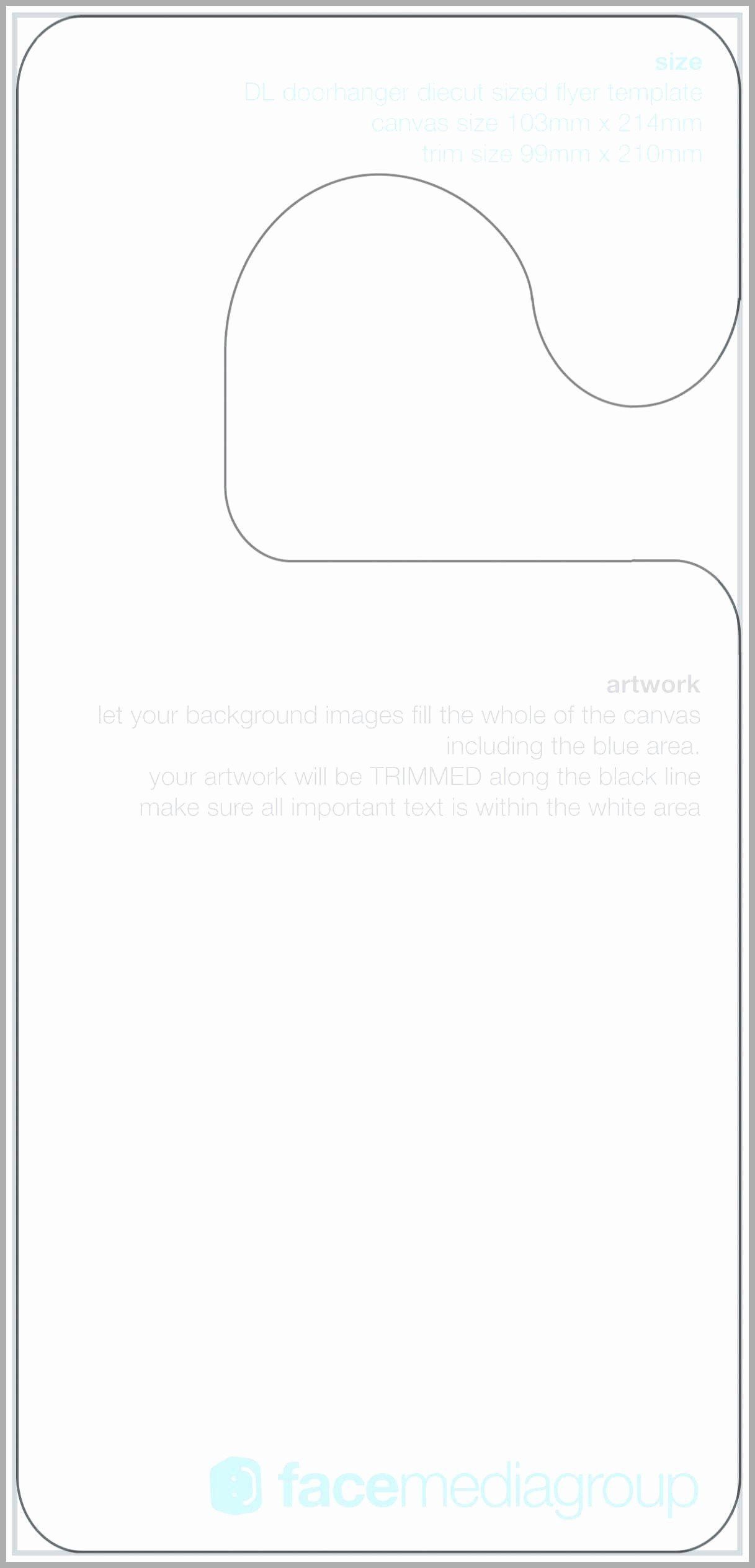 Template Ideas Free Door Hanger Luxury Microsoft Publisher With Blanks Usa Templates
