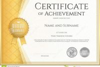 Template Ideas Free Family Reunion Certificates Templates with regard to Certificate Of Accomplishment Template Free