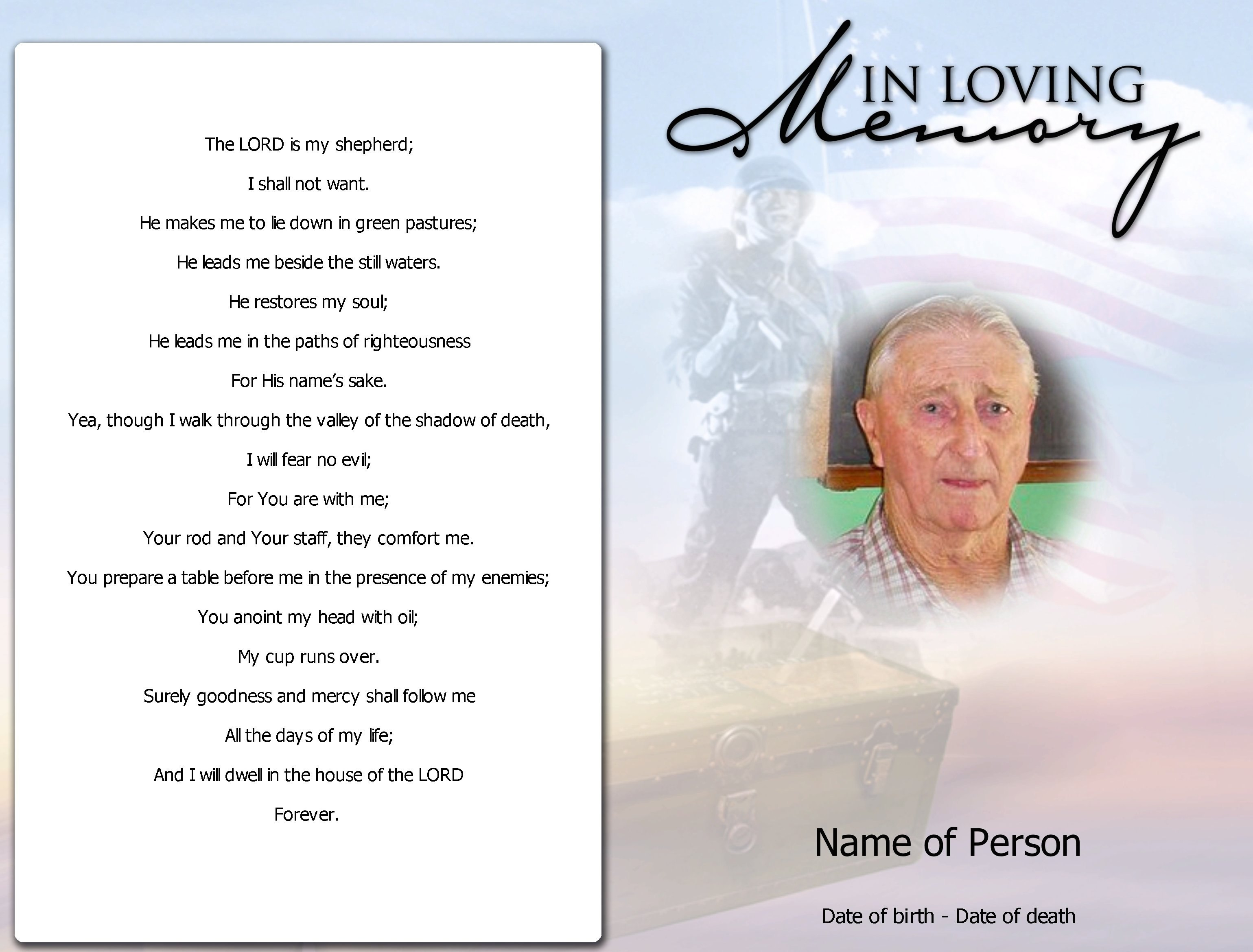 Template Ideas Free Memorial Cards Blank Funeral Program Search Pertaining To Memorial Cards For Funeral Template Free