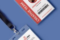 Template Ideas Free Psd Office Identity Card Preview Id regarding Id Card Design Template Psd Free Download