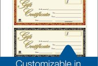 Template Ideas Gift Certificate Pages Gftlz  Fascinating Mac within Pages Certificate Templates