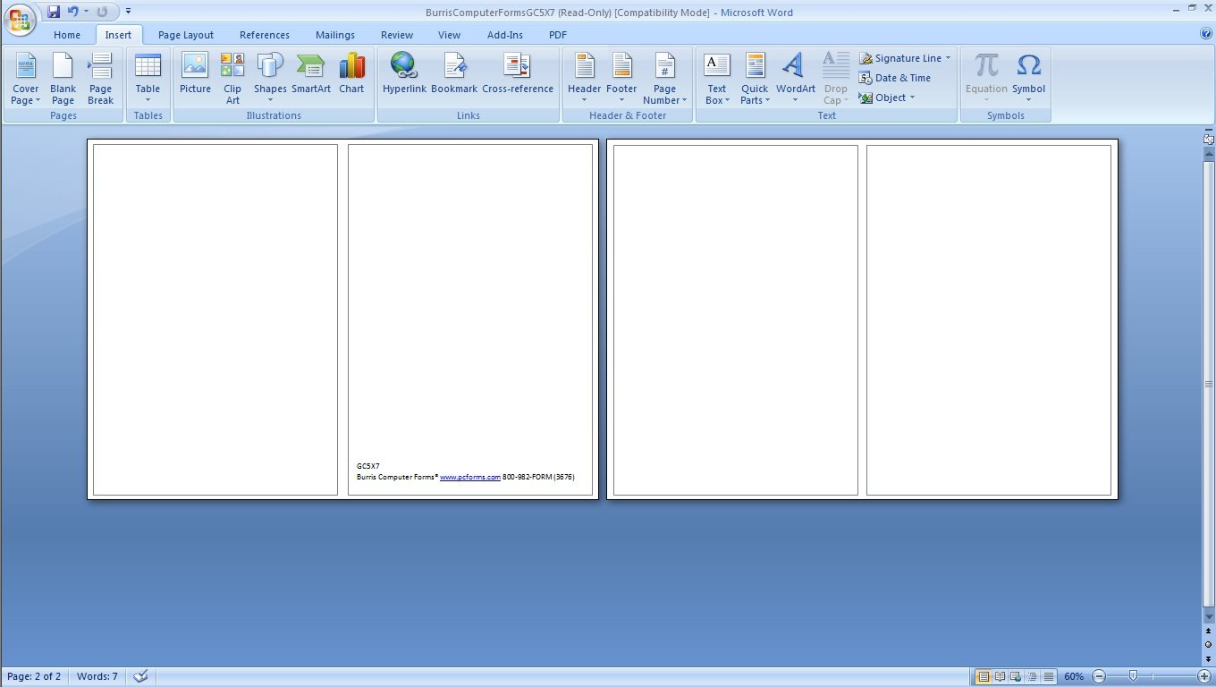 Template Ideas Microsoft Word Greeting Card Hcwt Step Open Blank In Microsoft Word Birthday Card Template