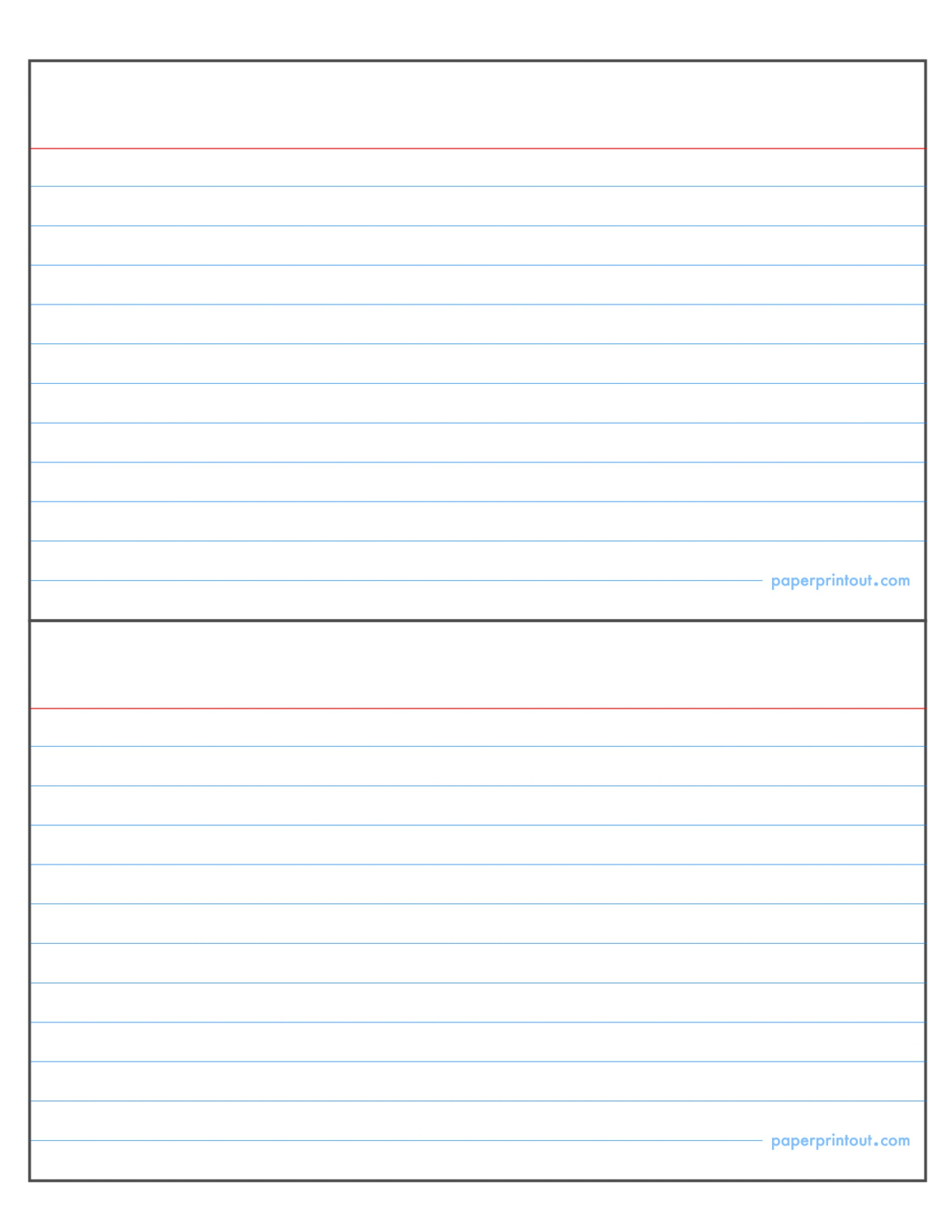Template Ideas Note Card Word Index Stirring  X Download With 3X5 Note Card Template For Word