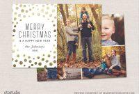 Template Ideas Photoshop Christmas Card Templatestostudio in Free Photoshop Christmas Card Templates For Photographers