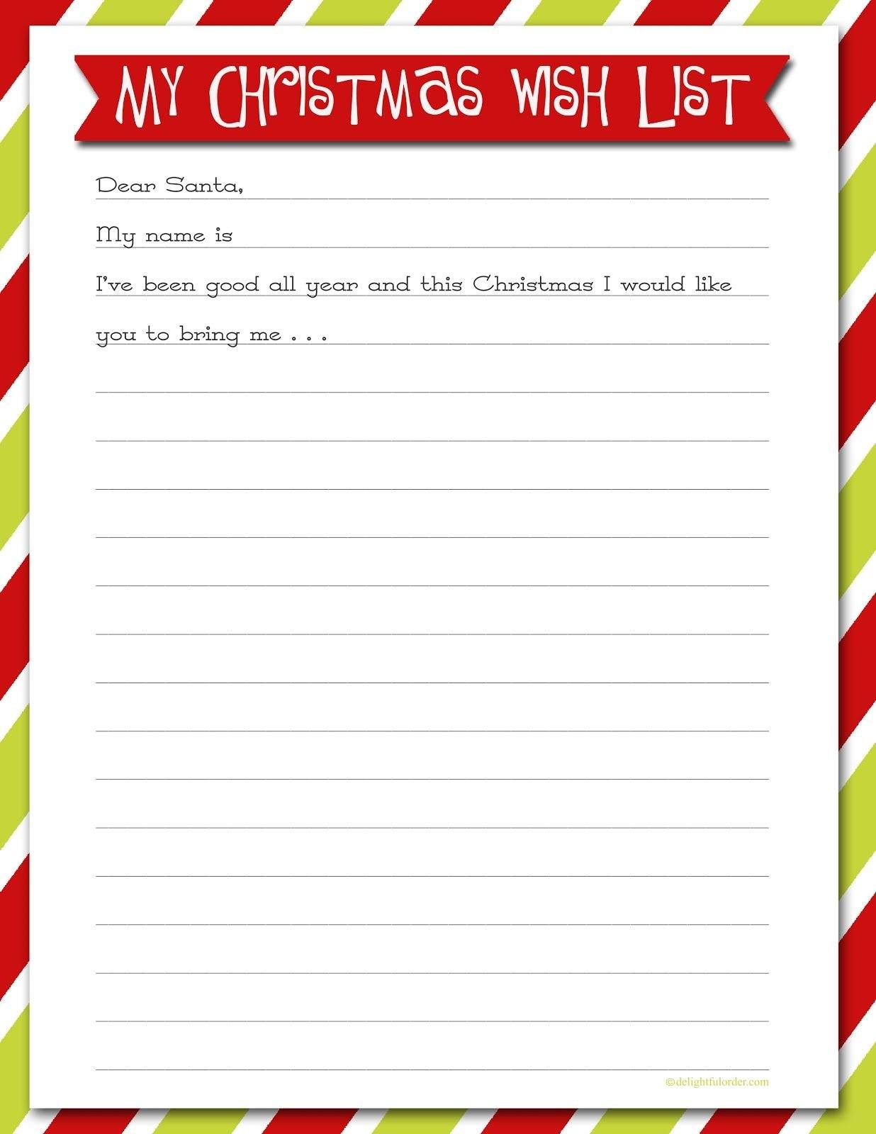 Template Ideas Printable Wish Wondrous List Secret Santa Throughout Secret Santa Label Template