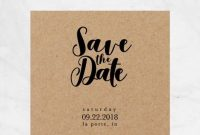Template Ideas Save The Date Templates Word Precious Sample regarding Save The Date Templates Word