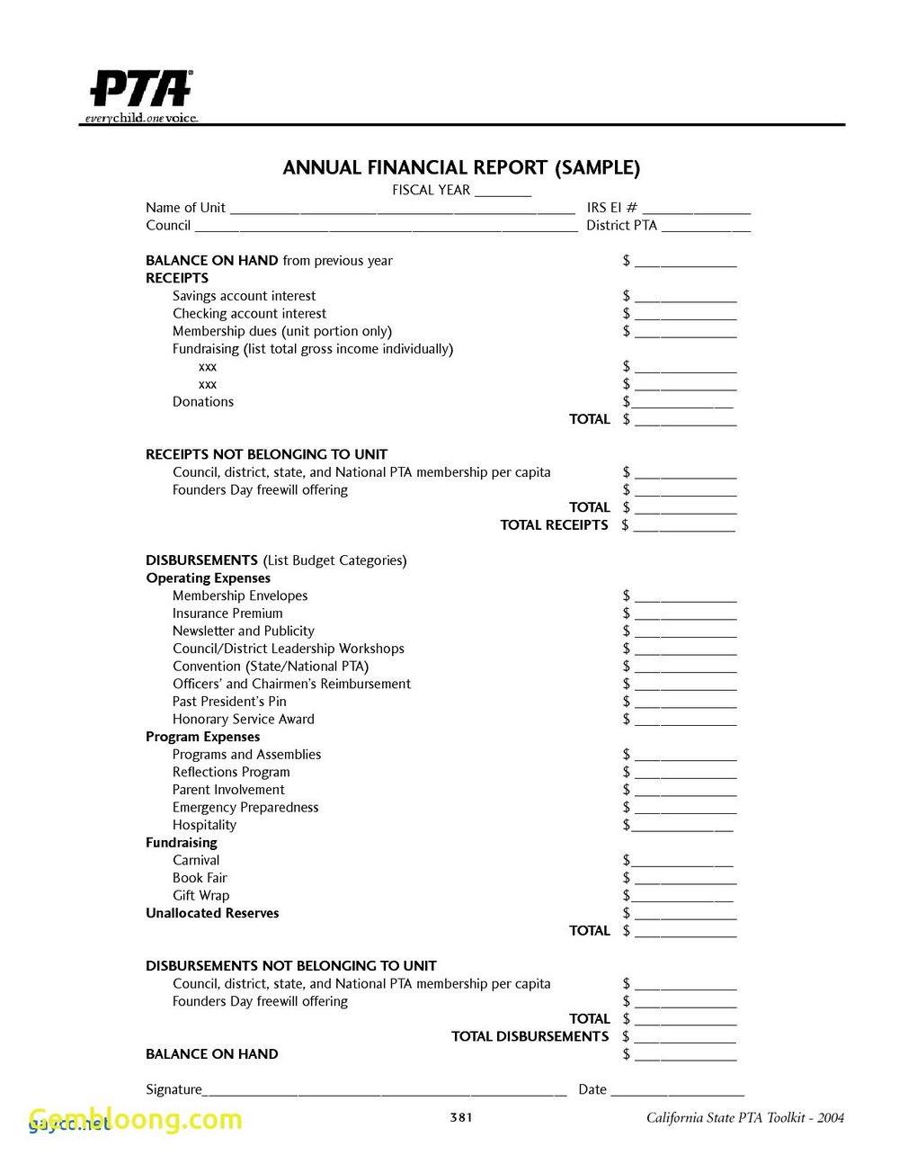 Template Ideas Treasurer Report Non Profit Impressive Free Intended For Treasurer Report Template Non Profit