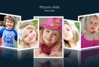 Template Powerpoint Photo Album  Savethemdctrails intended for Powerpoint Photo Album Template