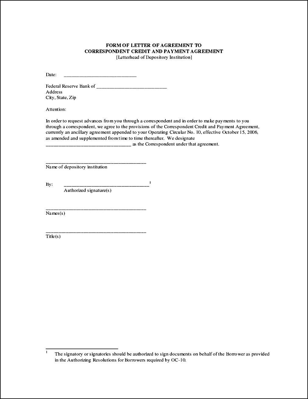 Template Sample Printable Sales Contract Payment Agreement Temporary Pertaining To Credit Sale Agreement Template