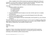 Termination Letter Templates   Free Samples Examples Formats within Simple Employee Separation Agreement Template